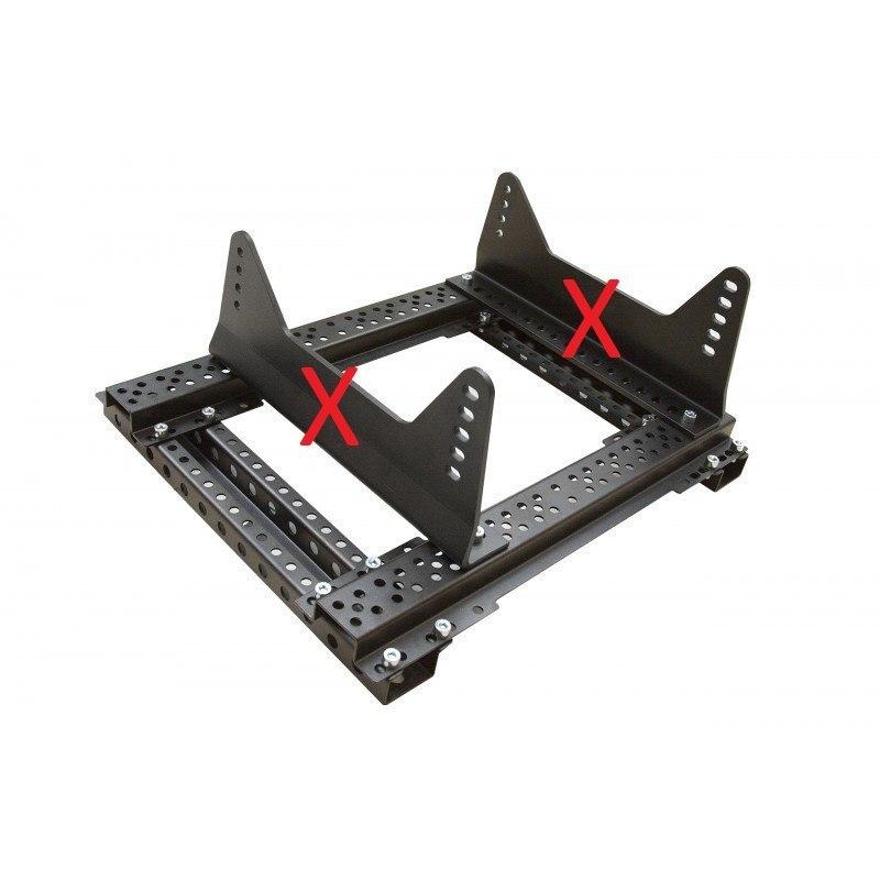 Platforma mocowanie fotela sportowego kubełkowego bmw e30 e36 e46 - GRUBYGARAGE - Sklep Tuningowy