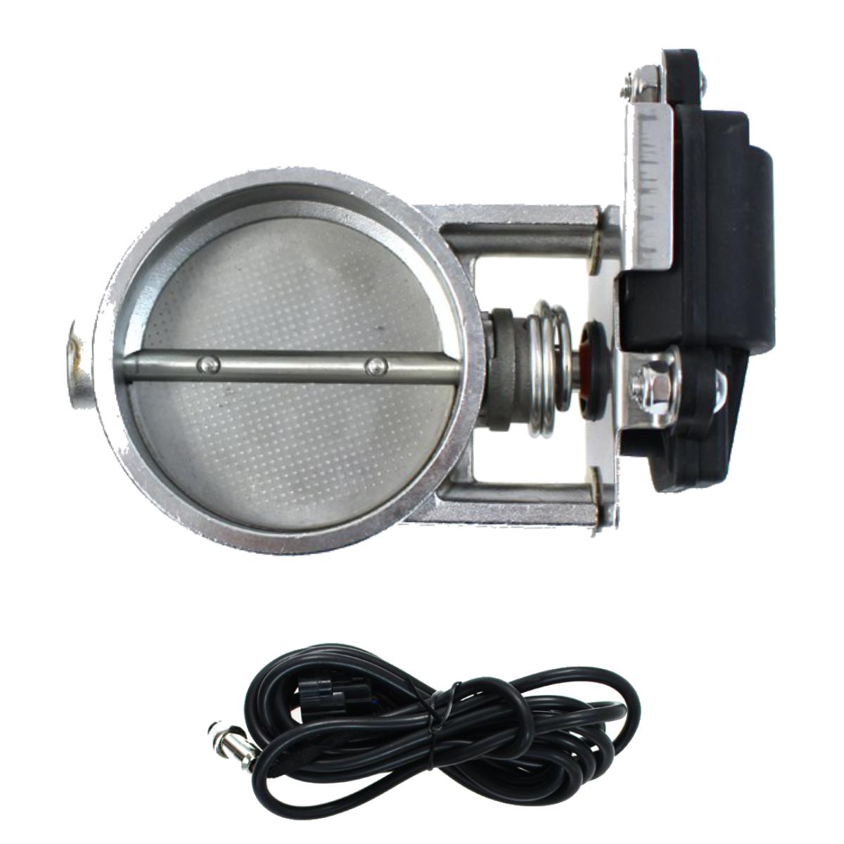 Przepustnica elektryczna PRO 70mm (2.75 cala) - GRUBYGARAGE - Sklep Tuningowy