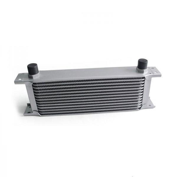 Chłodnica oleju FigerSPEC 13-rzędowa 260x100x50 AN8 - GRUBYGARAGE - Sklep Tuningowy