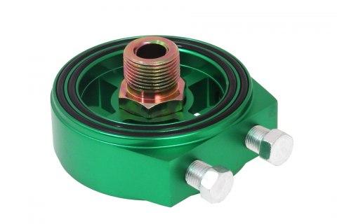 Adapter / podstawka pod filtr oleju TurboWorks Green - GRUBYGARAGE - Sklep Tuningowy