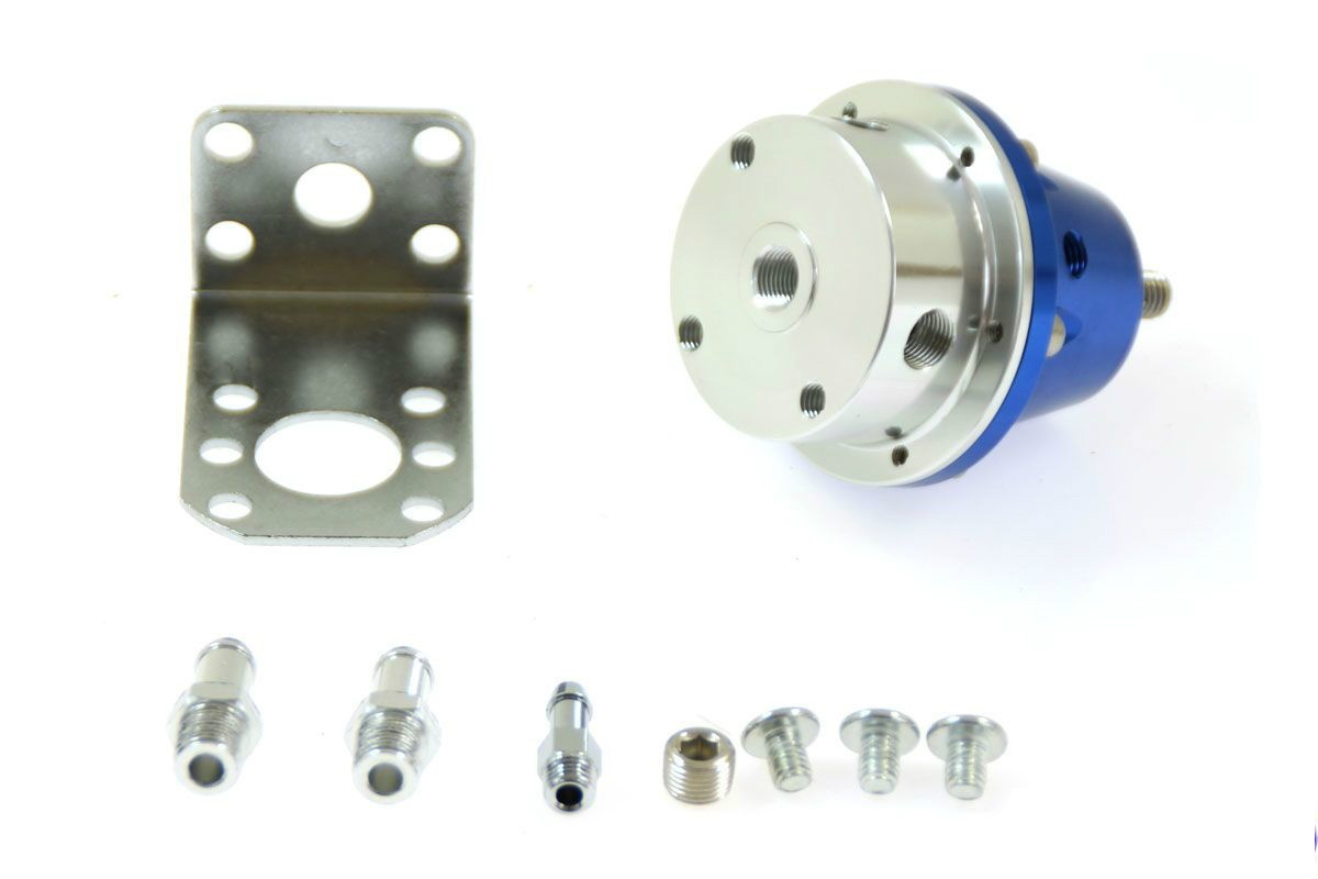 Regulator ciśnienia paliwa TurboWorks FPR12 800HP - GRUBYGARAGE - Sklep Tuningowy
