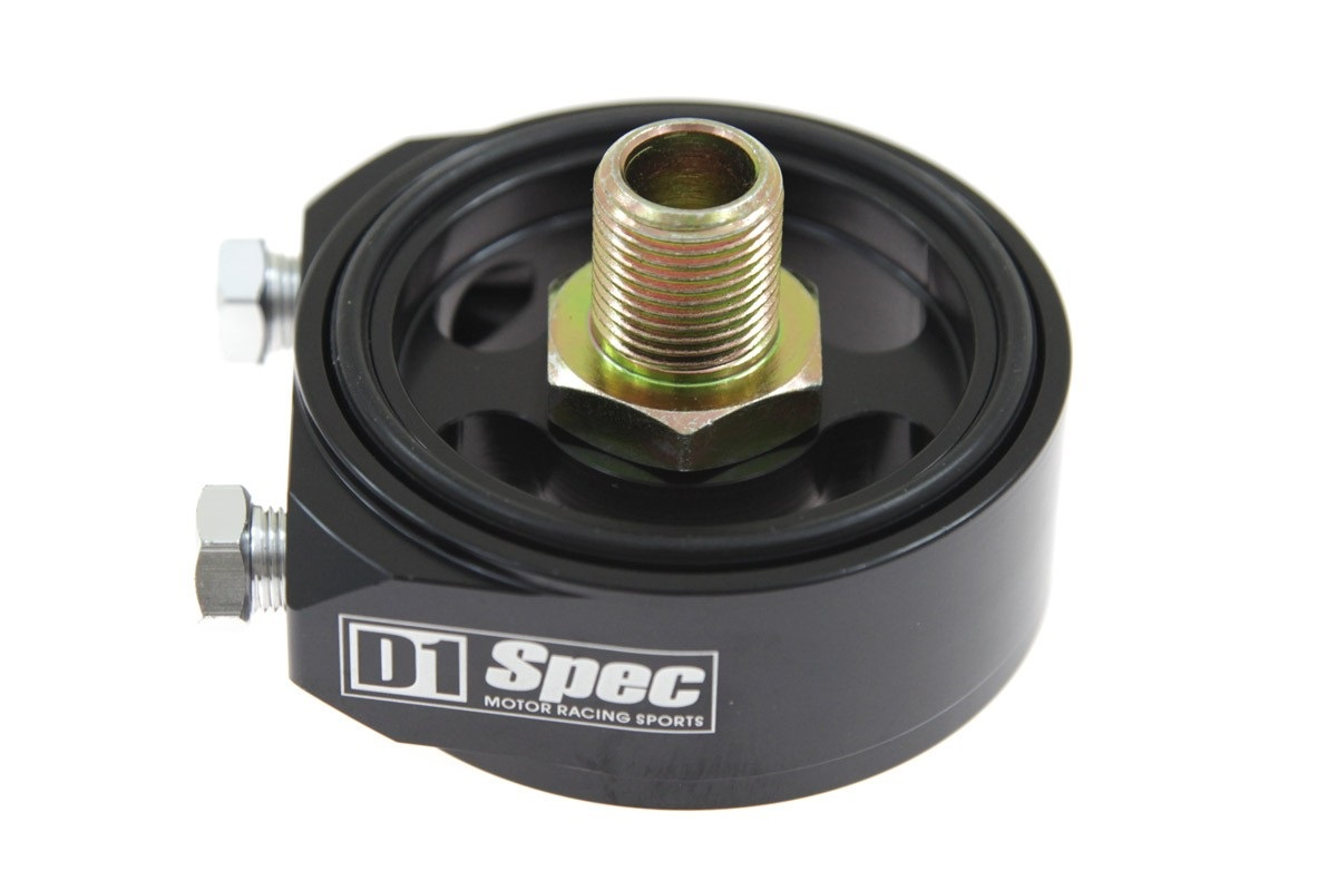 Adapter pod filtr oleju D1Spec 3/4UNF Nissan Toyota - GRUBYGARAGE - Sklep Tuningowy