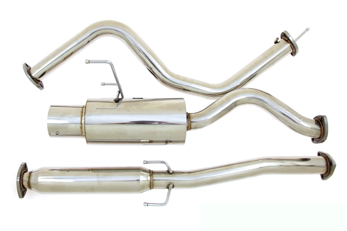 Układ Wydechowy Cat Back Honda Civic 92-00 2/4D - GRUBYGARAGE - Sklep Tuningowy