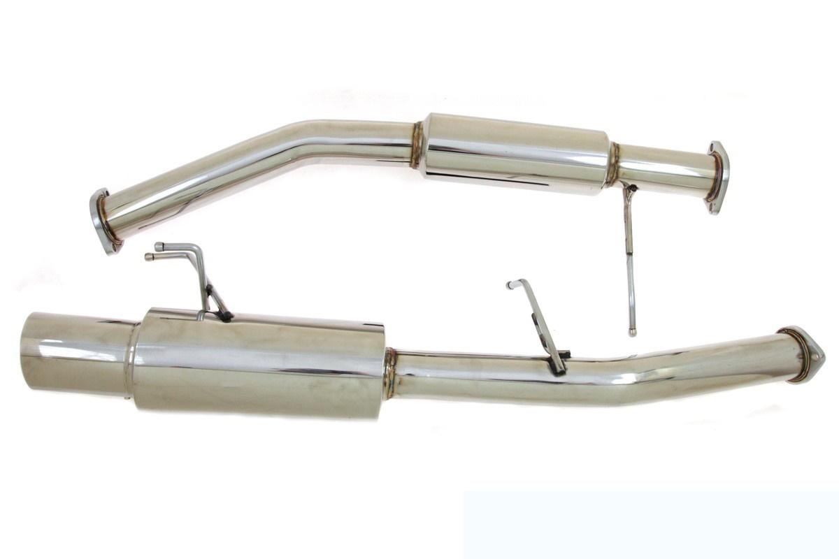 Układ wydechowy CatBack - Nissan 200SX S13 Single - GRUBYGARAGE - Sklep Tuningowy
