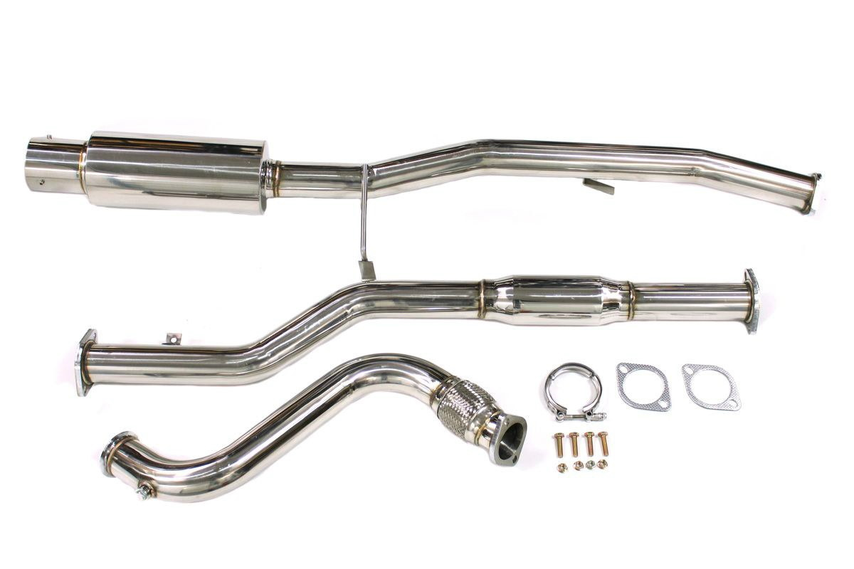Układ wydechowy CatBack BMW E30 - GRUBYGARAGE - Sklep Tuningowy