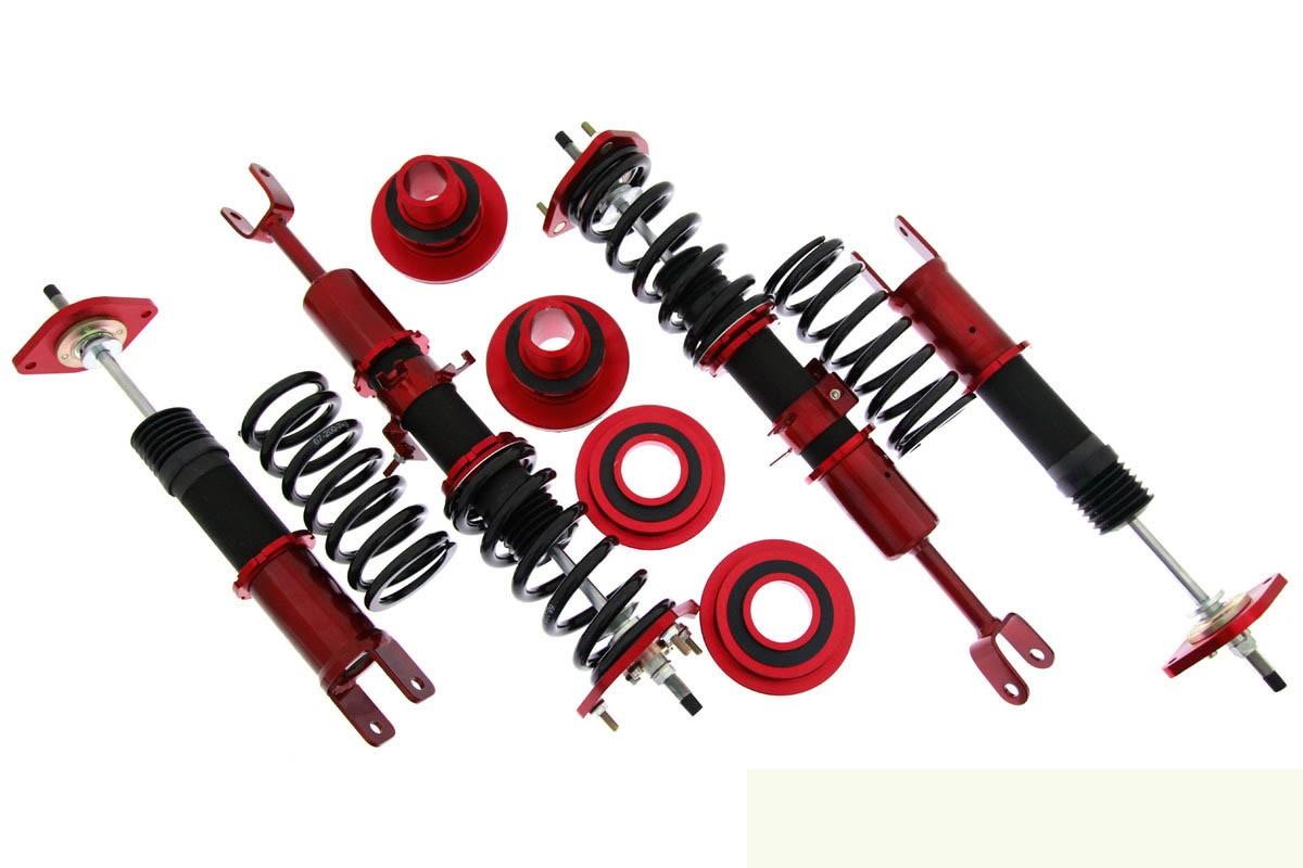 Zawieszenie gwintowane TurboWorks Nissan 350Z - GRUBYGARAGE - Sklep Tuningowy