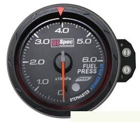 Zegar D1Spec 52mm - Fuel Pressure - GRUBYGARAGE - Sklep Tuningowy