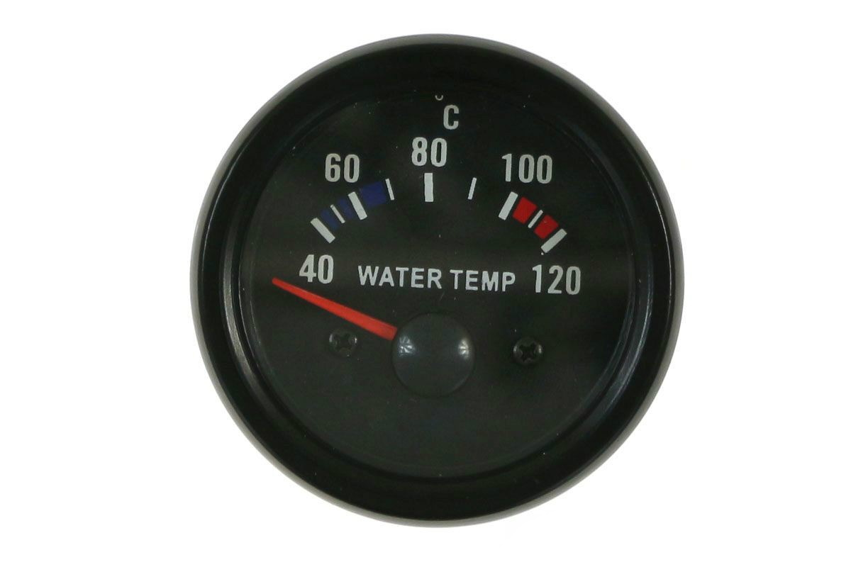 Zegar KET Water Temp VDO Look - GRUBYGARAGE - Sklep Tuningowy