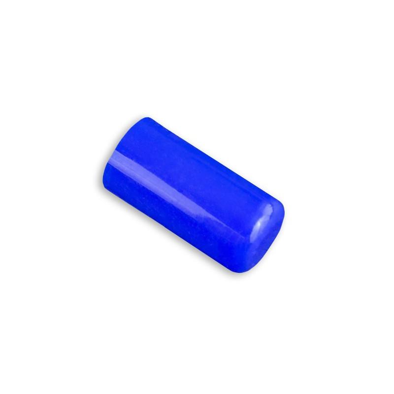 Kapturek silikonowy zatyczka FMIC 35mm Niebieski - GRUBYGARAGE - Sklep Tuningowy
