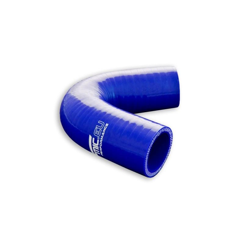 Kolanko silikonowe FMIC 135st 70mm Niebieskie - GRUBYGARAGE - Sklep Tuningowy