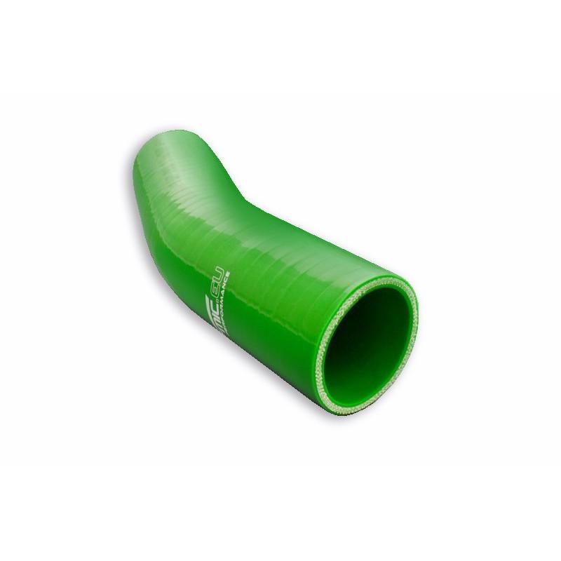 Kolanko silikonowe FMIC 23st 89mm Zielone - GRUBYGARAGE - Sklep Tuningowy