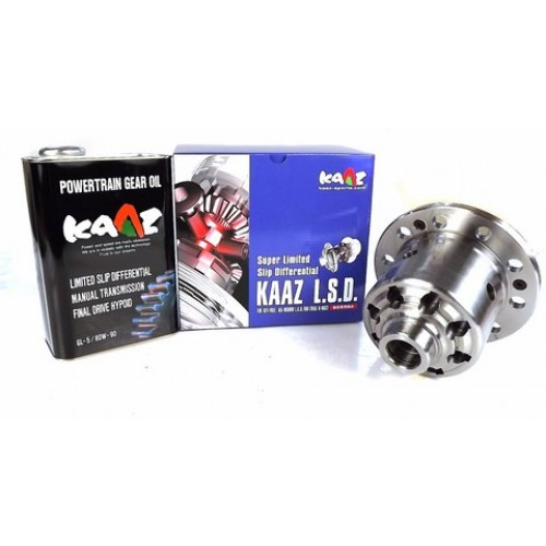 KAAZ LSD - 1.5 WAY SOFT 65% LIMITED SLIP DIFFERENTIAL - FORD FOCUS ST250 2013+ - GRUBYGARAGE - Sklep Tuningowy