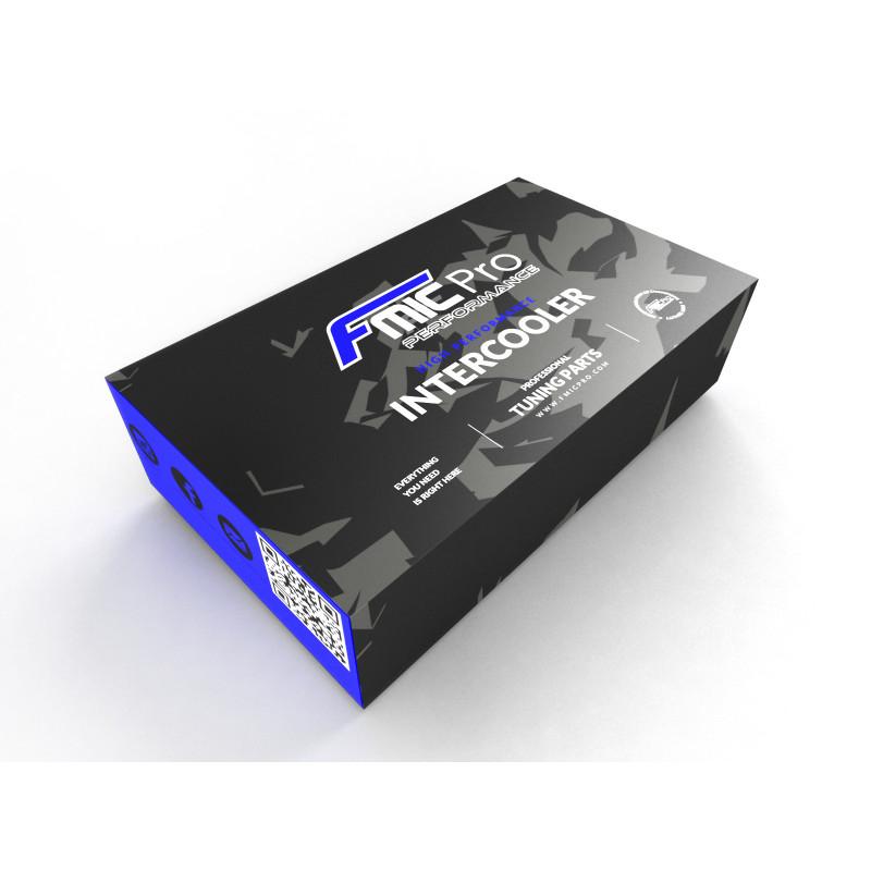 INTERCOOLER FMIC.PRO VOLVO V40 13-15 - GRUBYGARAGE - Sklep Tuningowy