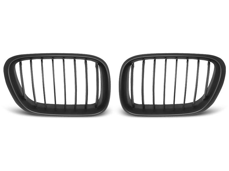 GRILLE BLACK fits BMW X5 E53 09.99-10.03 - GRUBYGARAGE - Sklep Tuningowy