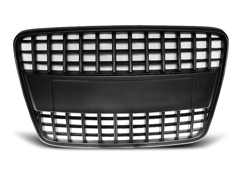 GRILLE SPORT BLACK fits AUDI Q7 05-09 - GRUBYGARAGE - Sklep Tuningowy