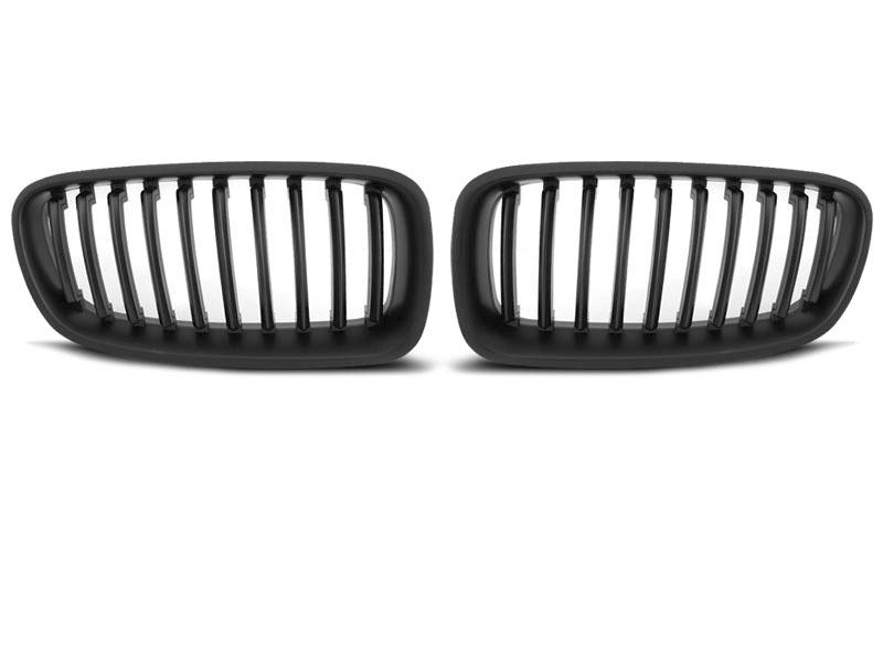 GRILLE BLACK MATT fits BMW F30 / F31 10.11-18 - GRUBYGARAGE - Sklep Tuningowy