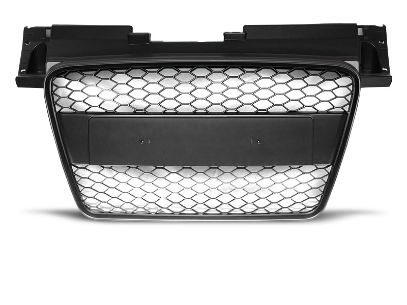 GRILLE SPORT BLACK fits AUDI TT 06-14 - GRUBYGARAGE - Sklep Tuningowy