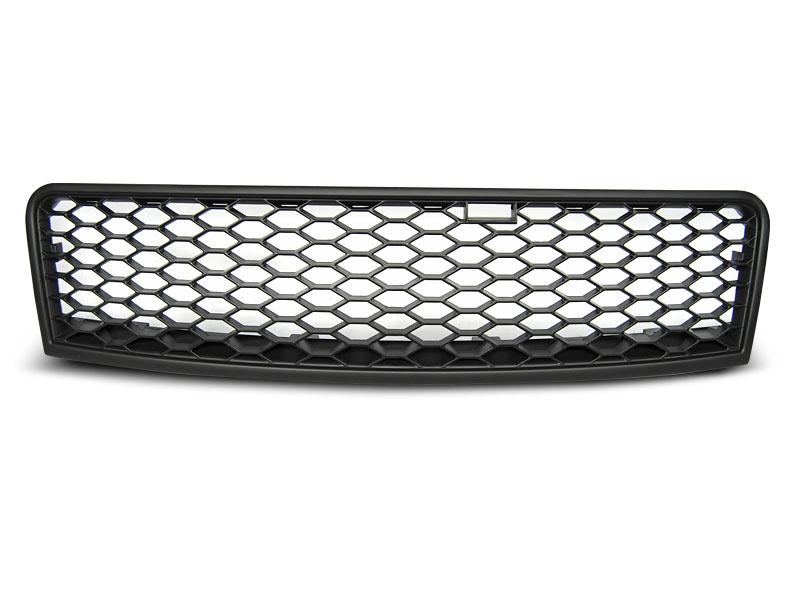 GRILLE SPORT BLACK fits AUDI A6 (C5) 06.01-05.04 - GRUBYGARAGE - Sklep Tuningowy