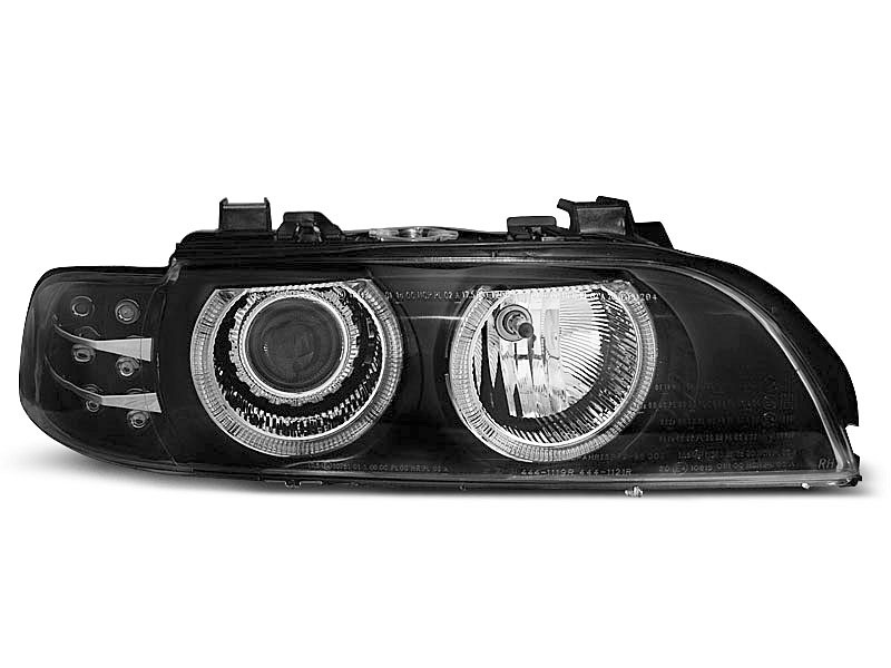 Lampy ANGEL EYES BLACK LED INDICATOR BMW E39 09.95-06.03