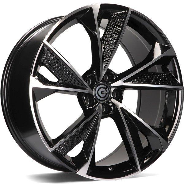 Carbonado Luxury 9.0x20 5x112 ET30 CB66.45 - GRUBYGARAGE - Sklep Tuningowy