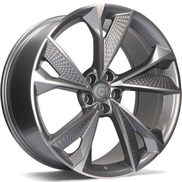 Carbonado Luxury 9.5x21 5x112 ET25 CB66.45 - GRUBYGARAGE - Sklep Tuningowy