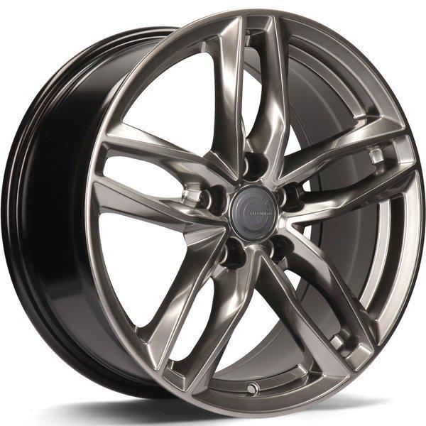 Carbonado Style 7.5x17 5x112 ET35 CB66.45 - GRUBYGARAGE - Sklep Tuningowy