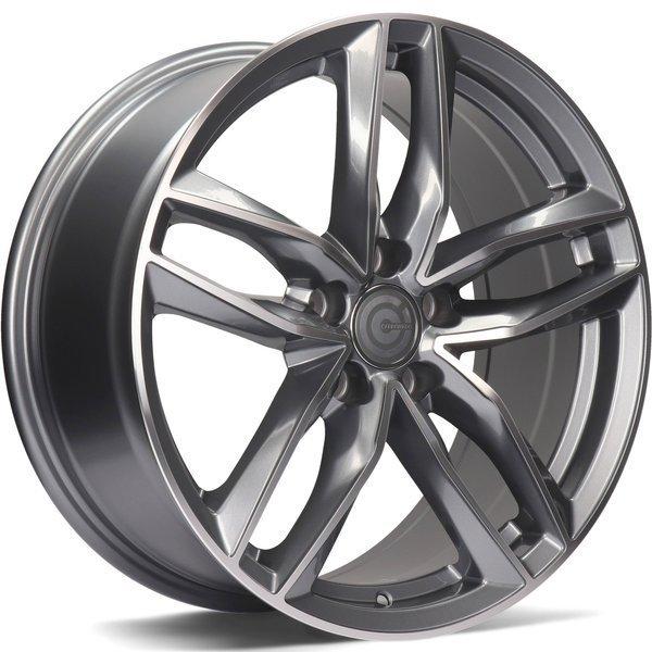 Carbonado Style 8.0x18 5x112 ET35 CB66.45 - GRUBYGARAGE - Sklep Tuningowy