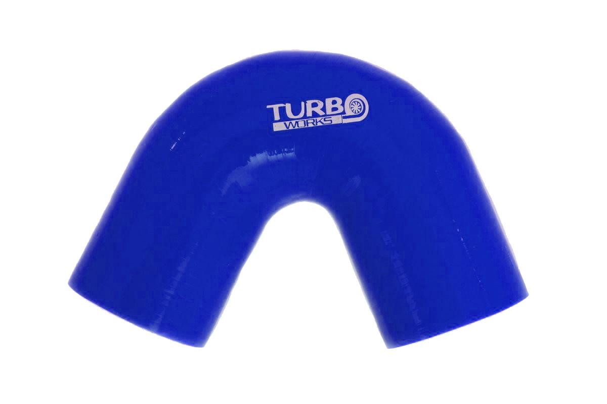 Kolanko 135st TurboWorks Blue 76mm - GRUBYGARAGE - Sklep Tuningowy