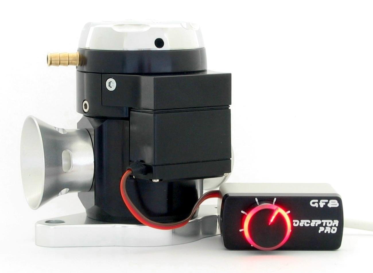 Zawór Blow Off  Nissan Skyline R32/R33/R34 /Mazda 3/6 MPS Deceptor Pro GFB - GRUBYGARAGE - Sklep Tuningowy