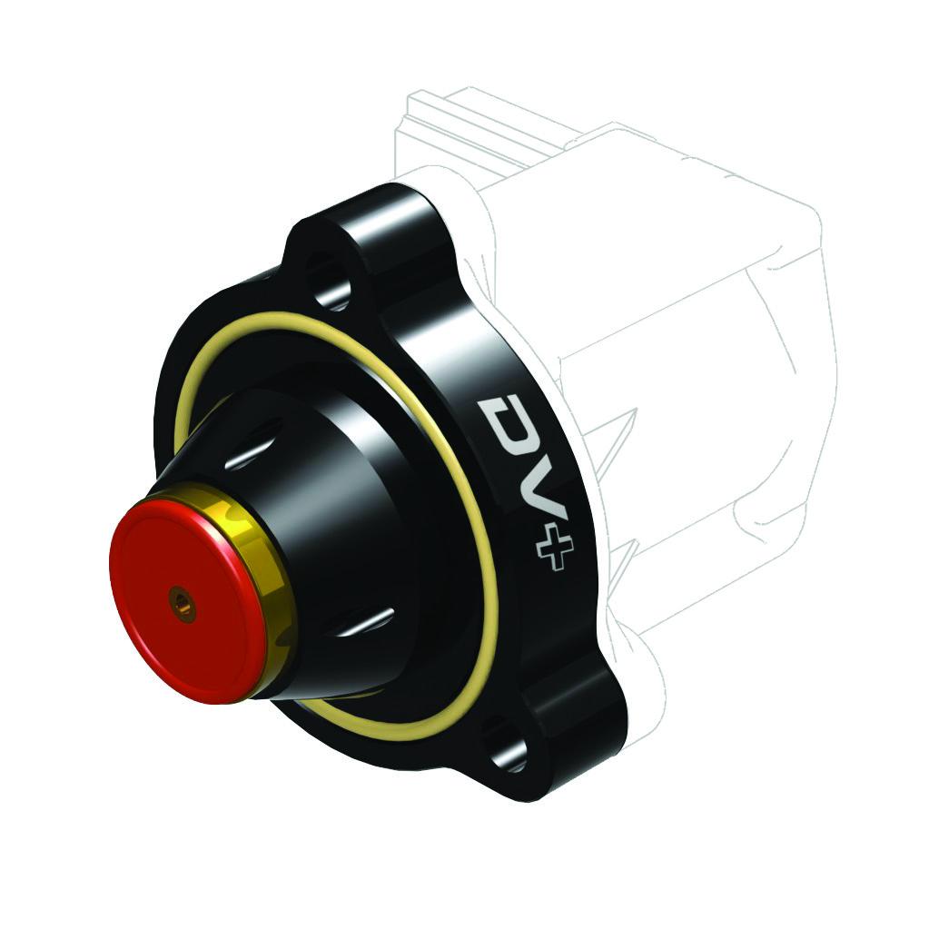 Zawór Blow Off  DV+ 1.6 Turbo Peugeot/Mini/Citroen Diverter Upgrade [GFB] - GRUBYGARAGE - Sklep Tuningowy