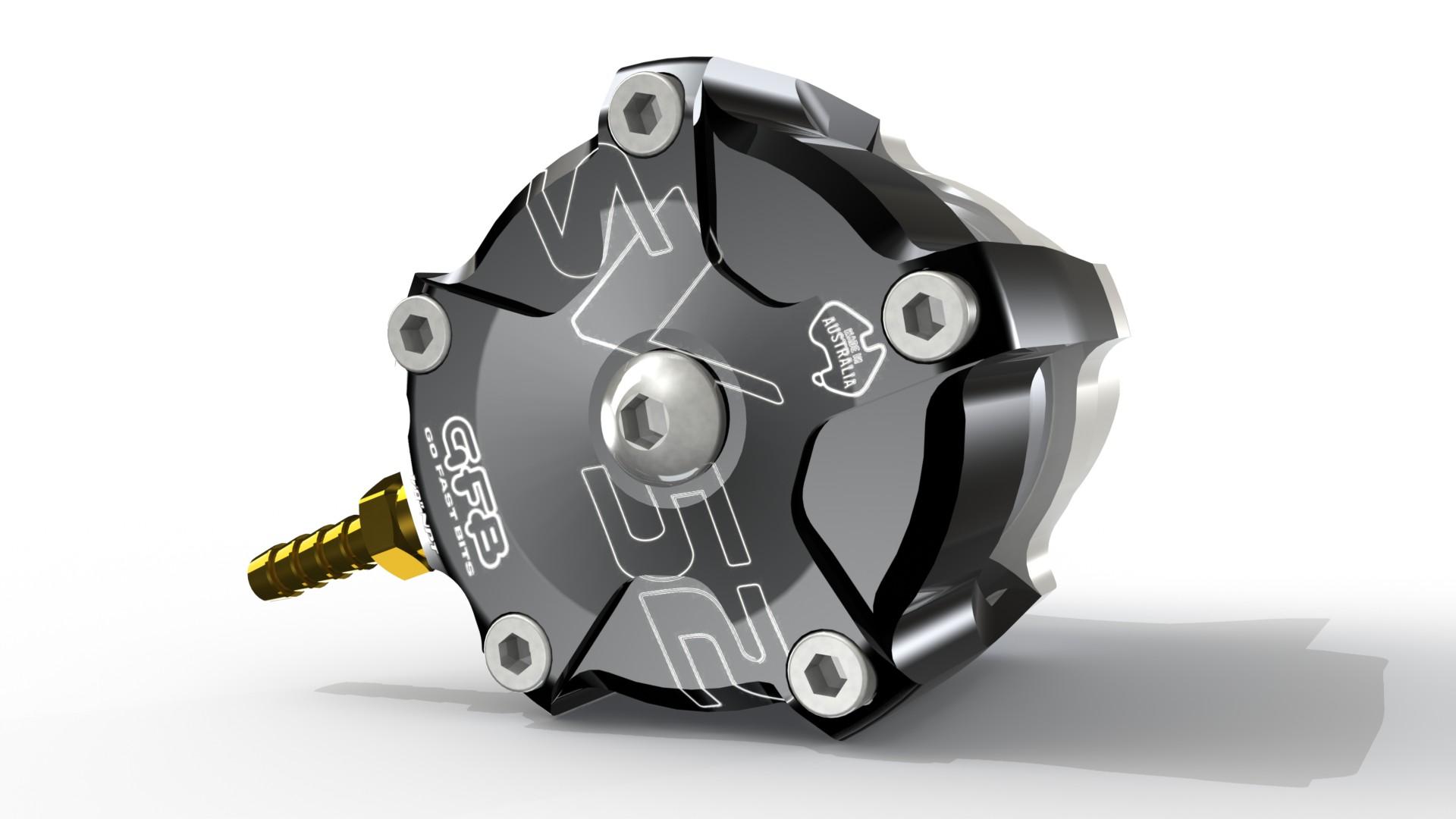 Uniwersalny Zawór Blow Off  SV52 High Performance Racing  [GFB] - GRUBYGARAGE - Sklep Tuningowy