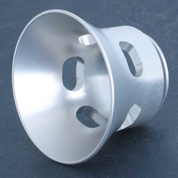 Łapacz powietrza typu Trumpet [GFB] - GRUBYGARAGE - Sklep Tuningowy