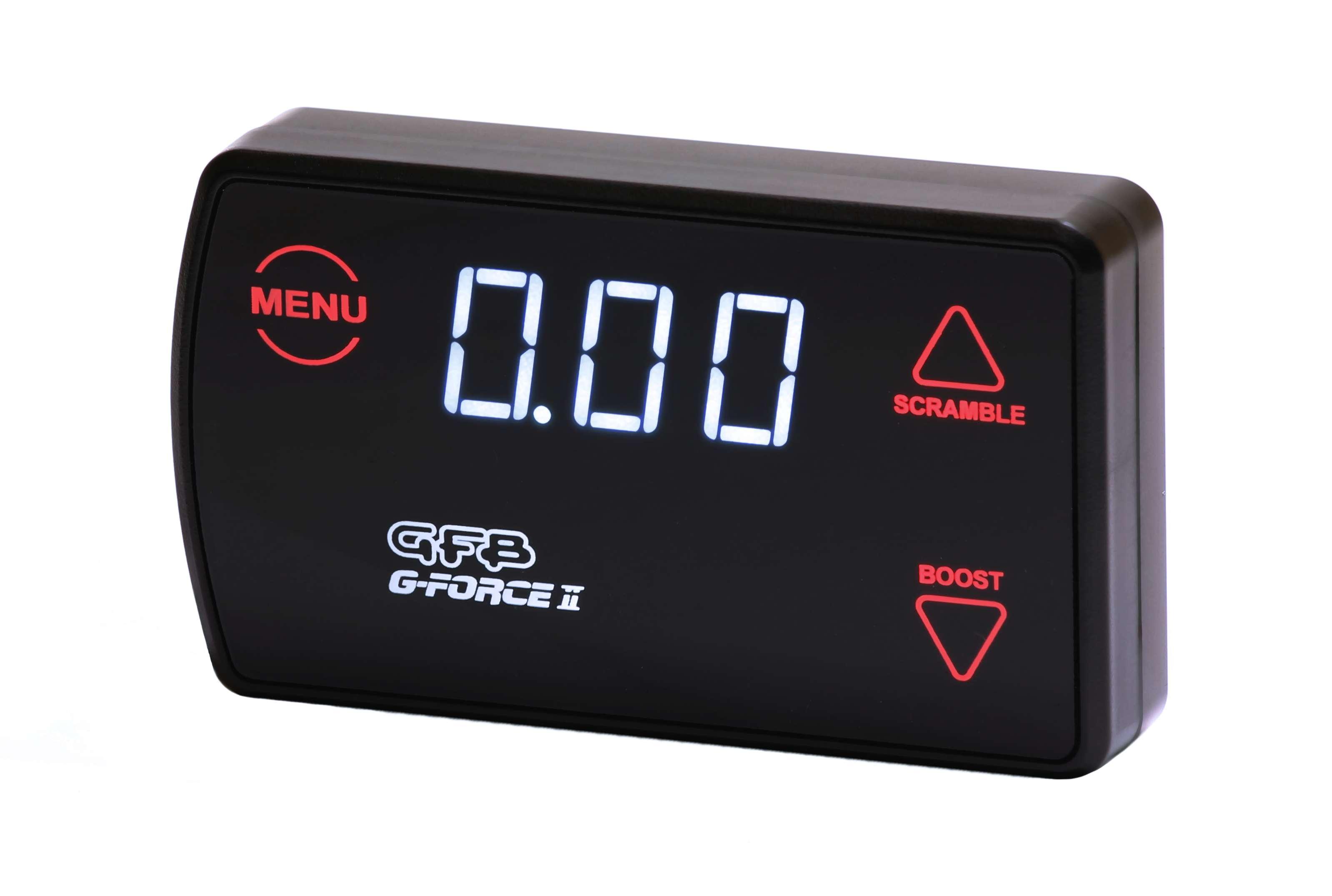 Go Fast Bits G-Force II Electronic Boost Controller [GFB] - GRUBYGARAGE - Sklep Tuningowy
