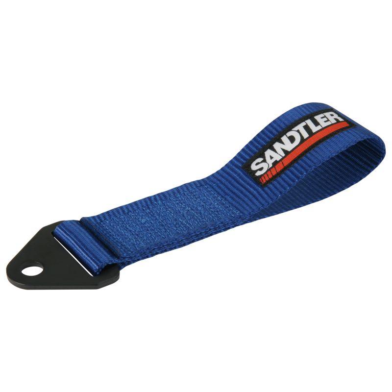 Pas / pętla holownicza (Tow Strap) Sandtler Niebieski - GRUBYGARAGE - Sklep Tuningowy