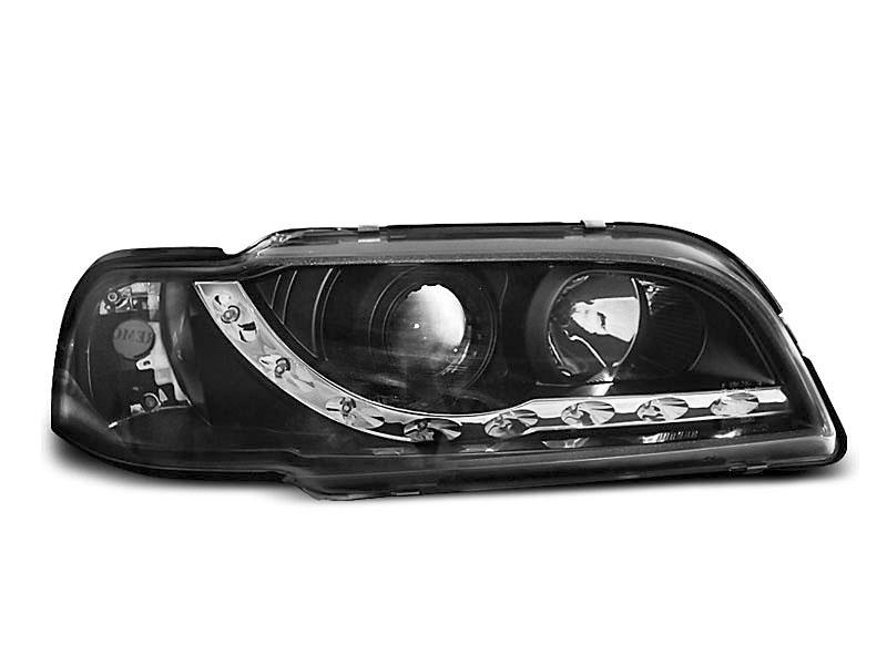 VOLVO S40/V40 02.96-04.00 DAYLIGHT BLACK - GRUBYGARAGE - Sklep Tuningowy