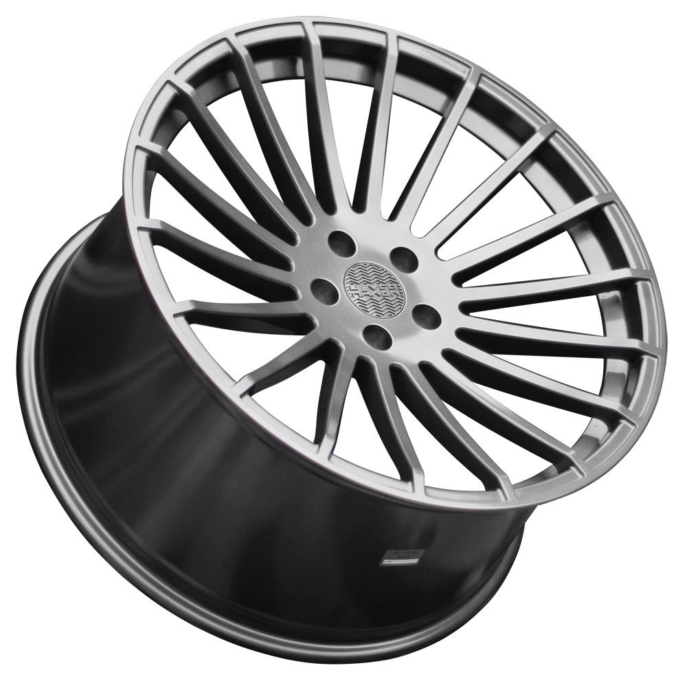 HAXER HX010 9.0Jx22 5x108 ET40 CB63.3 - GRUBYGARAGE - Sklep Tuningowy