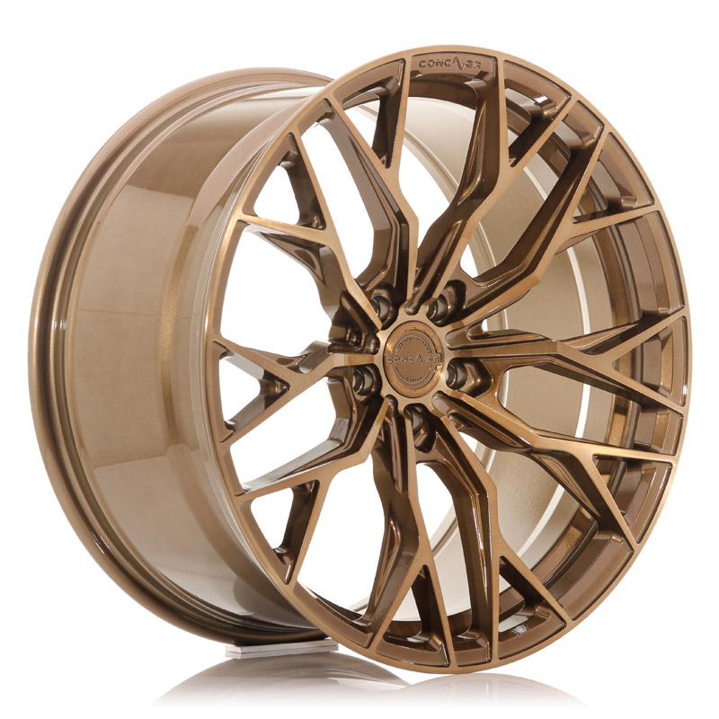 Concaver CVR1 19x10 5x120 Brushed Bronze - GRUBYGARAGE - Sklep Tuningowy