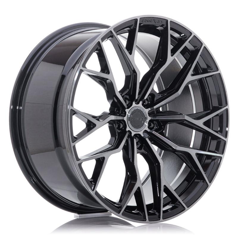 Concaver CVR1 19x10 5x110 Double Tinted Black - GRUBYGARAGE - Sklep Tuningowy
